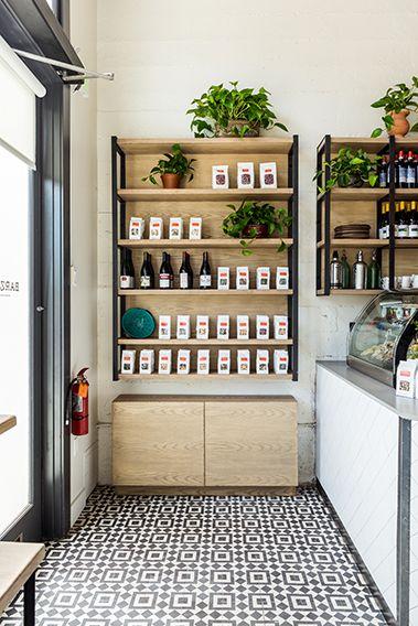 ¿Quieres una #decoración como la del #restaurante #Barzotto? Adorna tu comercio con nuestro #piso #Fez en #blancoynegro. #Conipisos, innovando tus #espacios con #ladrillos de #cemento! Visítenos: Plaza Britania km 11.9 carretera #Masaya - #Managua