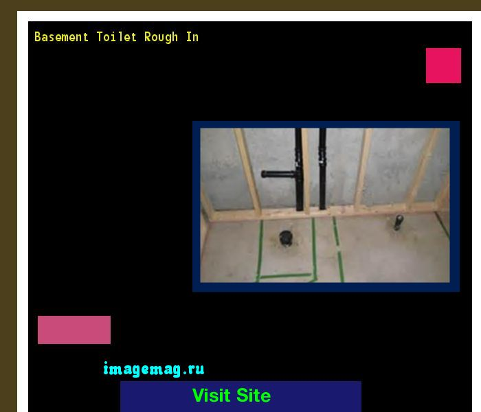 Basement Toilet Rough In 183659 - The Best Image Search