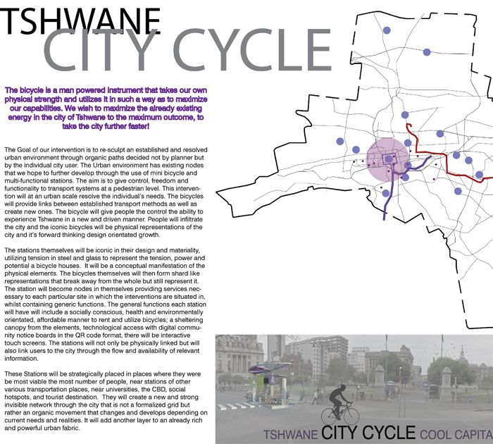 Tshwane City Cycle