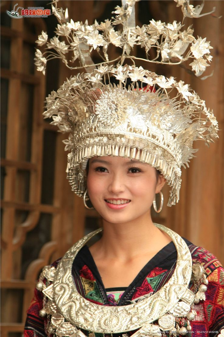 ~Miao aka Hmong! I love the design of these traditional clothing. <3