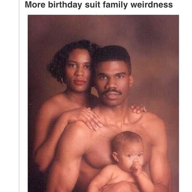 from Kamron awkward family photos naked suit