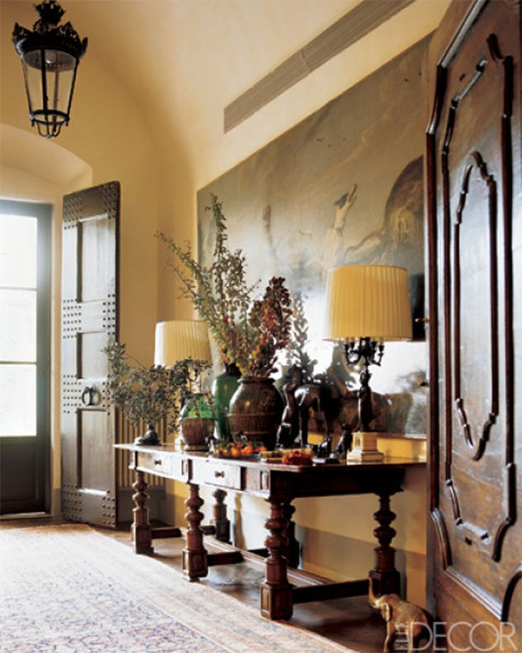 Elle Decor Foyer : Fabulous foyers a collection of ideas to try about home