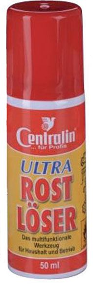 Ultra Rostlöser, 50 ml Spraydose für Werkzeug, Haushalt u. Betrieb www.westfalia.de