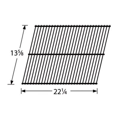 Heavy Duty BBQ Parts 94301 Steel Wire Rock Grate for Arkla/Charmglow/Grill Master/MHP/PGS/Sunbeam Brand Gas Grills
