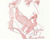 Reductio Ad Absurdum Portrait Print https://www.etsy.com/uk/shop/RationalVagabund
