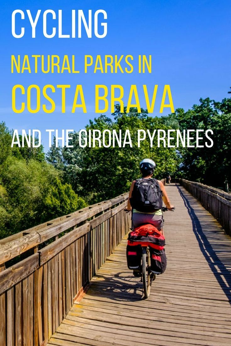 Cycling Natural Parks in Costa Brava and the Girona Pyrenees. Click here to discover more!