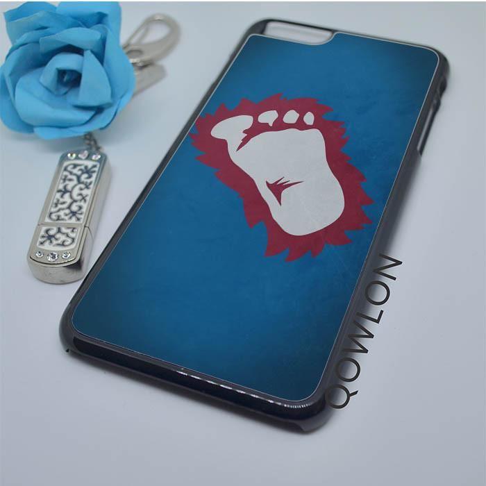 Colorado Avalanche Foot iPhone 6 Plus | 6S Plus Case