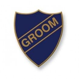 Blue & Gold Groom Badge  #Stag Party Gifts http://www.giftgenies.com/presents/blue-and-gold-groom-badge