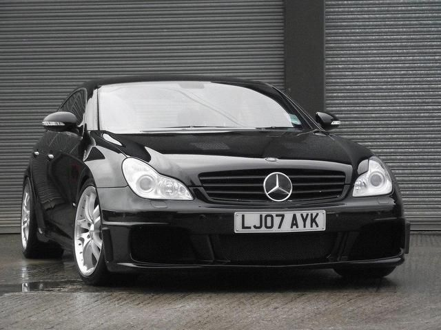MERCEDES-BENZ CLS Saloon 5.0 CLS500 7G-Tronic 4dr