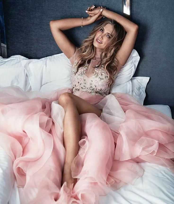 Delta Goodrem in Paolo Sebastian for @stellarmag #Couture #PaoloSebastian #Wildflowers