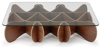 Matrix Table by Andrew Tye for E contemporary coffee tables