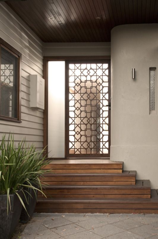 Unique Home Designs Security Door Best Decorating Inspiration