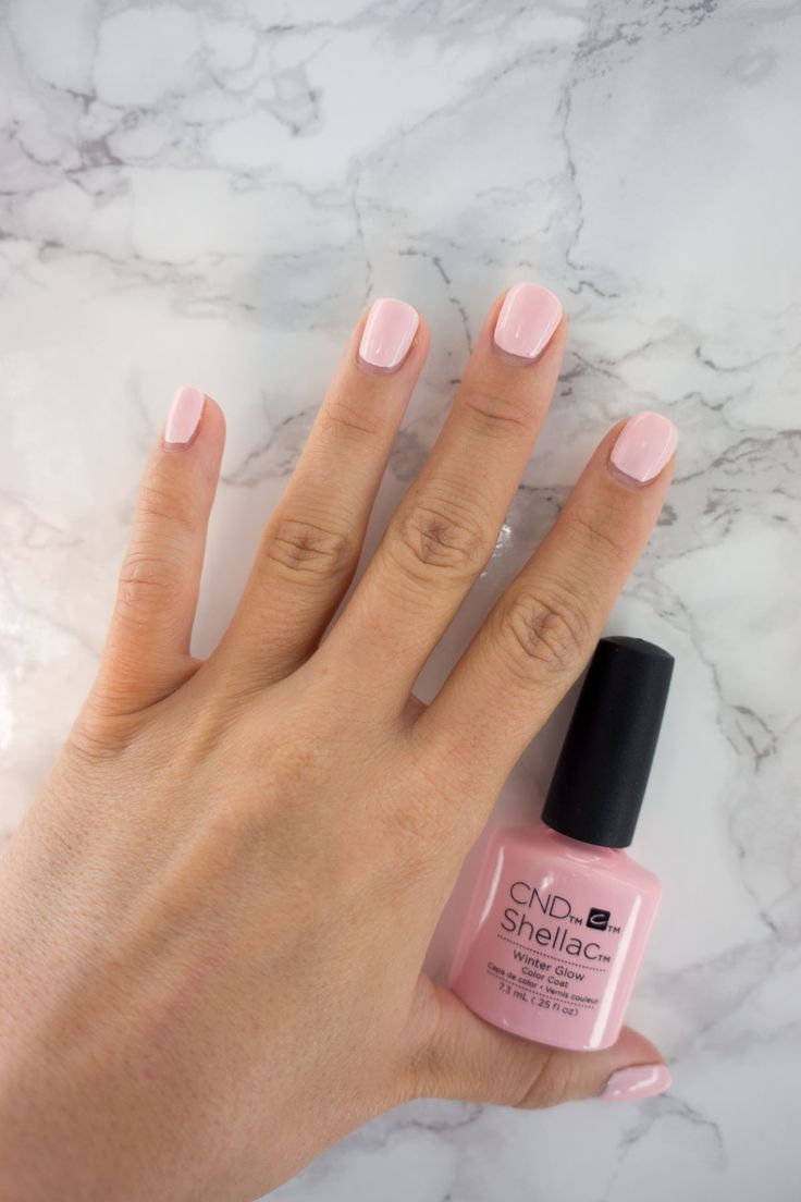 Ultimate Step By Step Guide To Home Manicures Cnd Shellac