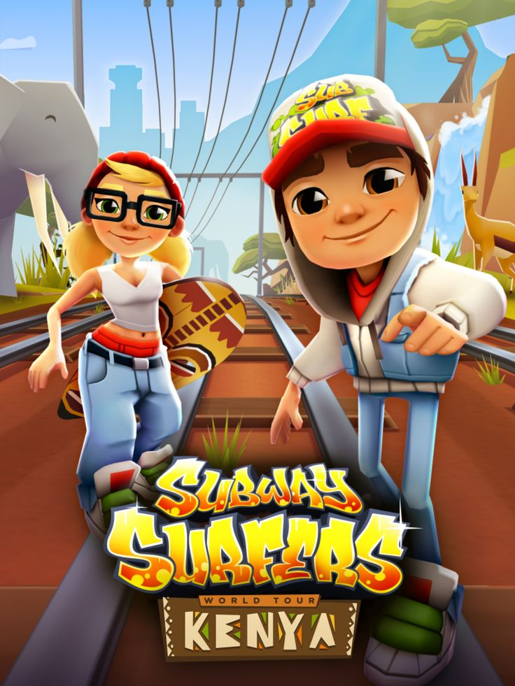 Cat A Cat Games Subway Surfers Free Download