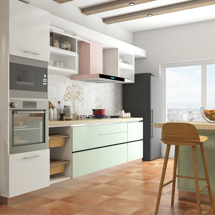 Modular Kitchen Island: 84 Best Modular Kitchens Images On Pinterest