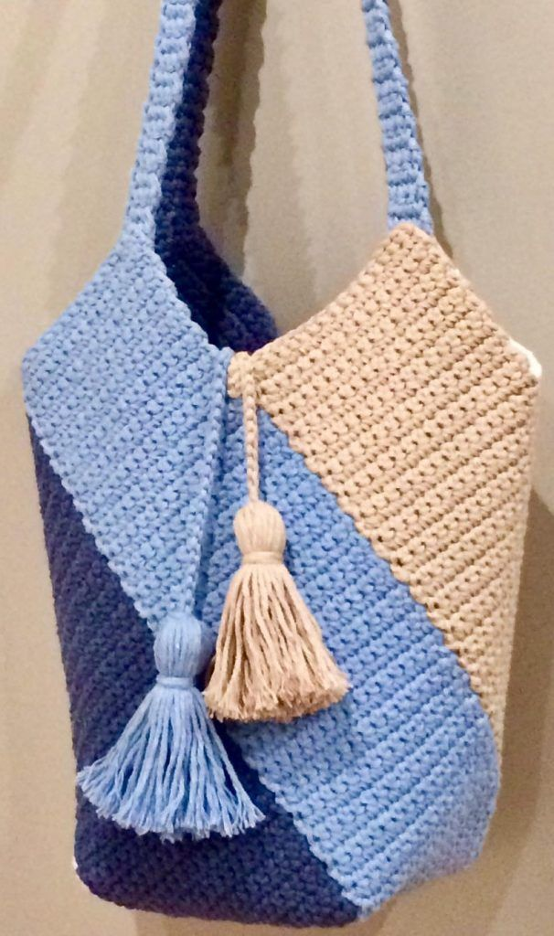 20+ THE MOST WONDERFUL FREE CROCHET BAG MODELS 2019 – Page 17 of 28 – hairstyles…