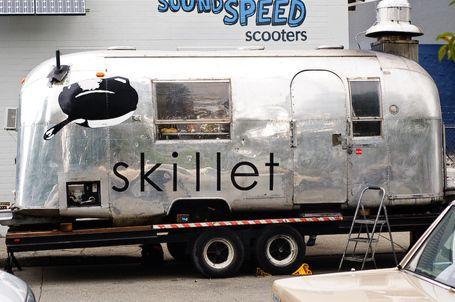 Airstream Food Truck Nyc