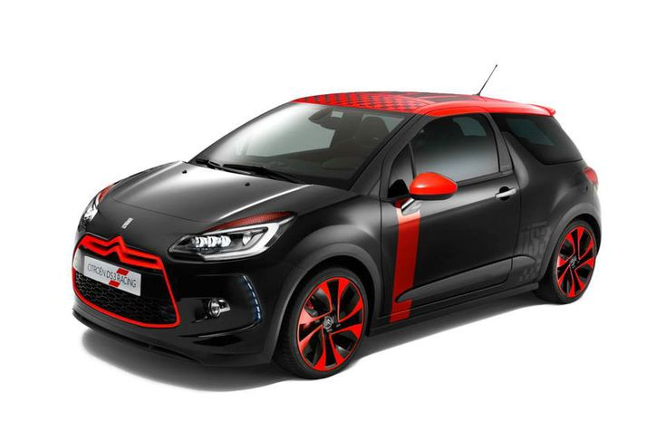 *DS3-R (2014) on Behance