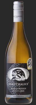 Lake Chalice Wines - Artisan Wines From Marlborough, New Zealand { Marlborough Pinot Gris 2015 }