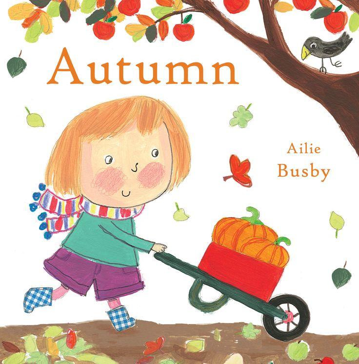 SEASONS: AUTUMN by Ailie Busby