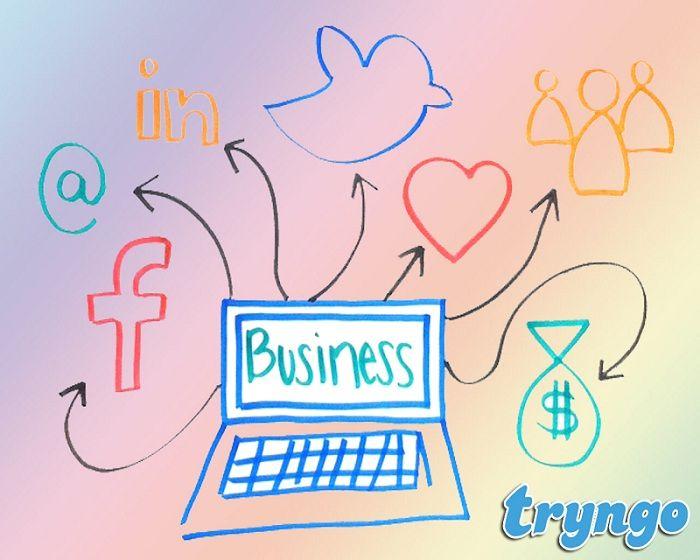 Vous ne savez pas comment créer un site ou faire de la publicité sur les réseaux sociaux? Consultez vite cette annonce sur Tryngo!