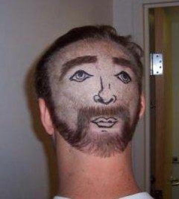 変な髪型 - Google 検索