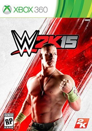WWE 2K15 - Xbox 360 for more Detail visit our website: http://premiagame.com/