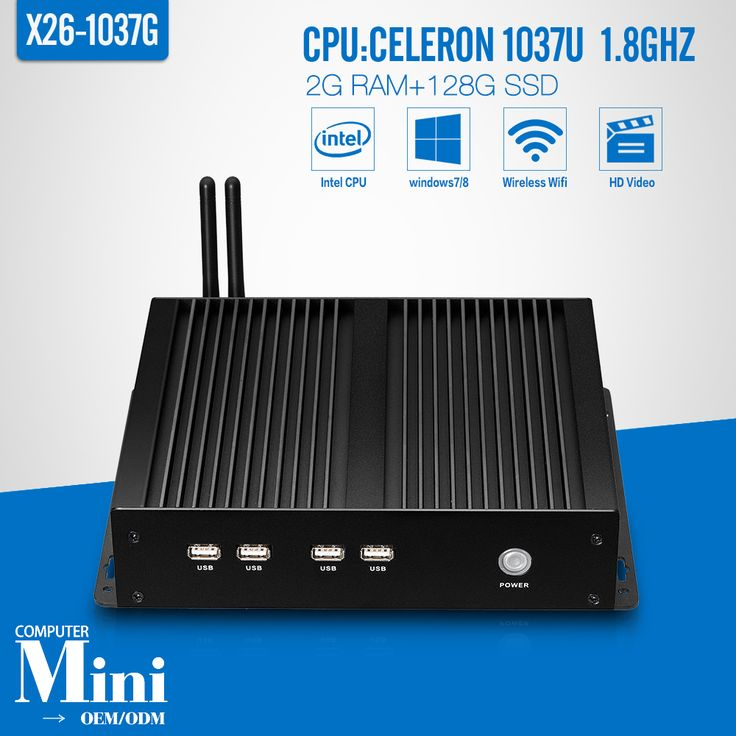 Fanless thin client office computer, celeron C1037U  2g RAM 128g+WIFI desktop computers Multi computing Thin clients     Tag a friend who would love this!     FREE Shipping Worldwide   http://olx.webdesgincompany.com/    Buy one here---> http://webdesgincompany.com/products/fanless-thin-client-office-computer-celeron-c1037u-2g-ram-128gwifi-desktop-computers-multi-computing-thin-clients/