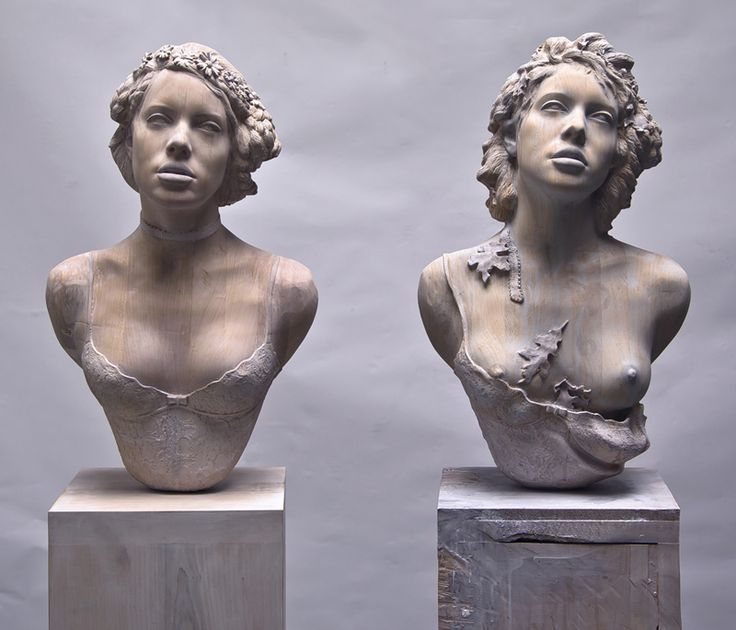 entropy Classical Sculpture and the Modern:  An Interview with Ted Lawson
