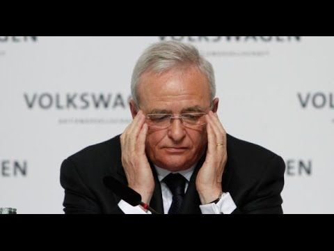 #Volkswagen CEO Martin #Winterkorn apologizes for the EPA #Dieselgate [ENG SUB]
