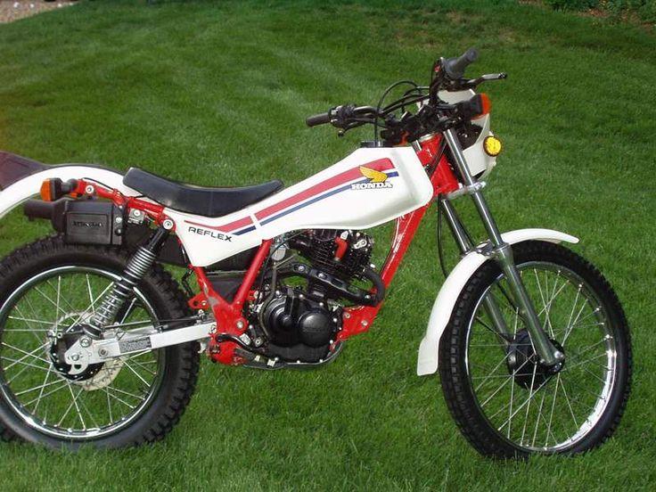 honda reflex 125 | Vintage Motorsports - Photo Gallery