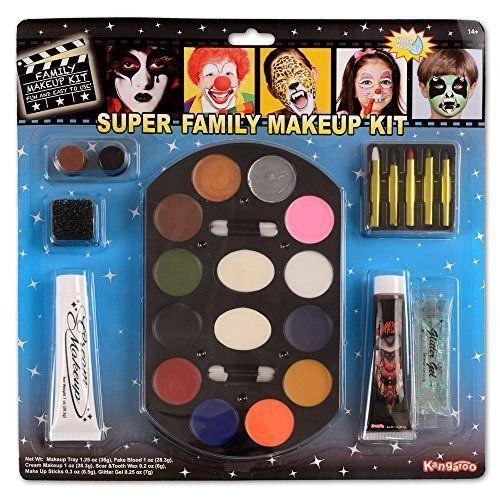 Best 25+ Halloween Makeup Kits Ideas On Pinterest