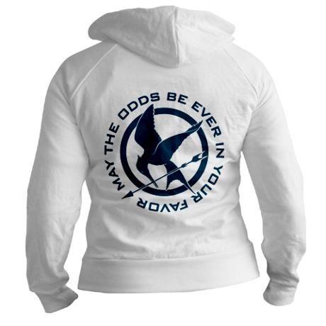 hunger games hoodie