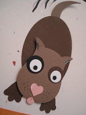 owl punch puppy - punch art - bjl