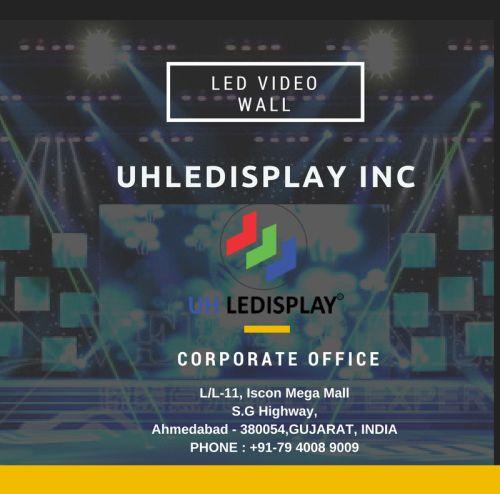 #LED_Video_Wall - UHLEDISPLAY INC