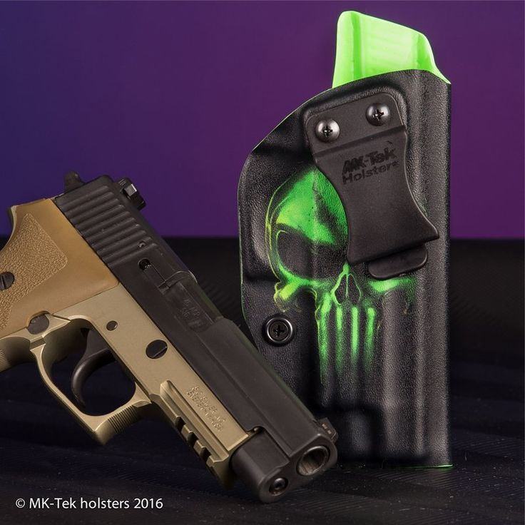 Custom Holsters | Kydex Holsters for IWB or OWB Concealed Carry Everyday Carry