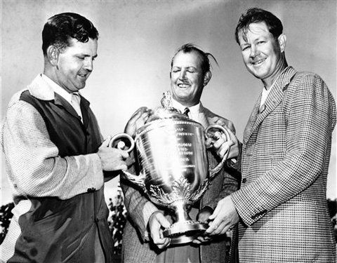 On this day, In 1940 Byron Nelson wins his first PGA Championship over Sam Snead at Hershey Country Club http://www.golfhistorytoday.com/golf-history-today/2016/9/2/on-this-day-in-1940-byron-nelson-wins-his-first-pga-championship-over-sam-snead-at-hershey-country-club