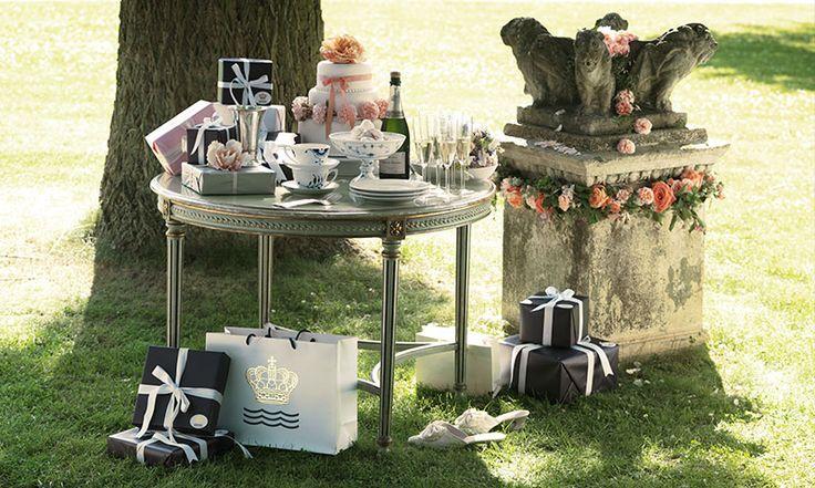 Wedding - RoyalCopenhagen.com