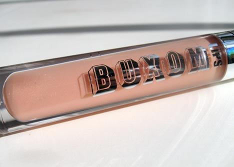 """Sandy"" Buxom lip gloss...  it's my signature color"