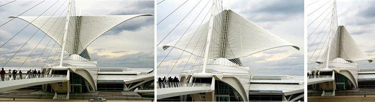Miwauke Sanat Müzesi, Calatrava