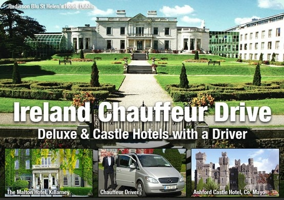 Here is a great way for family and friends to explore Ireland and celebrate a special occasion. Choose from hotels featured in the A la Carte section on our website and travel on any dates you wish! Your driver will look after you every step of the way. http://www.cietours.com/us/Ireland-Chauffeur-Drive.aspx