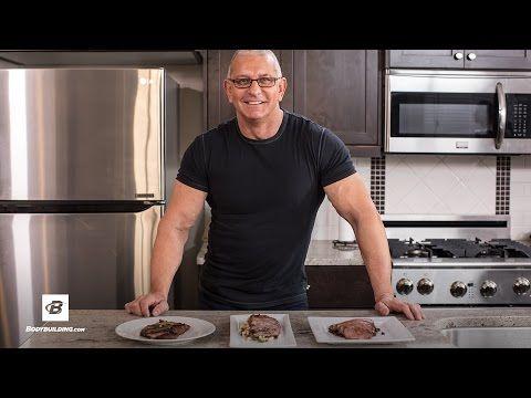 Bodybuilding.com: Chef Robert Irvine's Healthy Steak Recipes 3 Ways