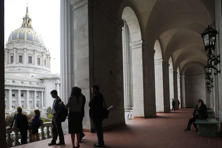 Check out this article about our venue the SF Veterans War Memorial Building