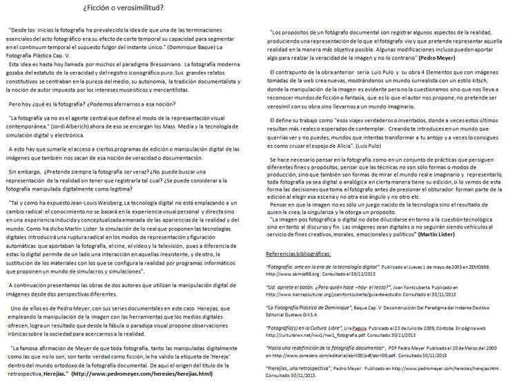 Curacion 2.0 - Arte Digital ¿Ficcion o verosimilitud? por Albarracin - Fernandez se distribuye bajo una Licencia Creative Commons Atribución-SinObraDerivada 4.0 Internacional.