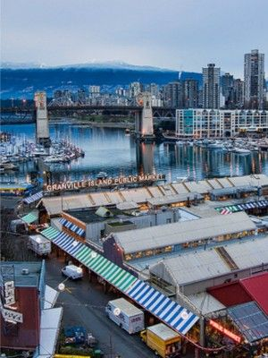 The Best of Granville Island