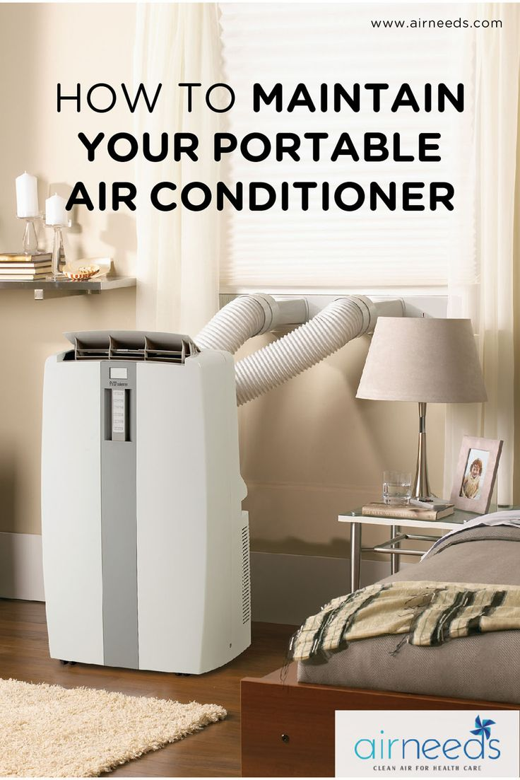 How to Clean Portable Air Conditioner Properly - https://airneeds.com/clean-portable-air-conditioner/