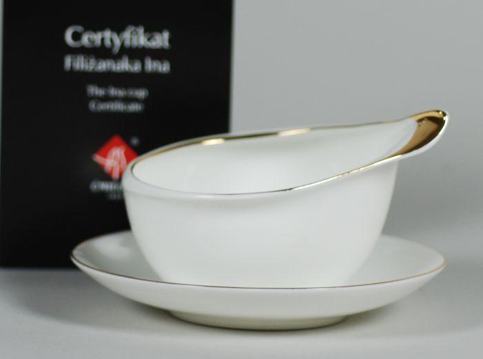 Ina cup designed by Lubomir Tomaszewski