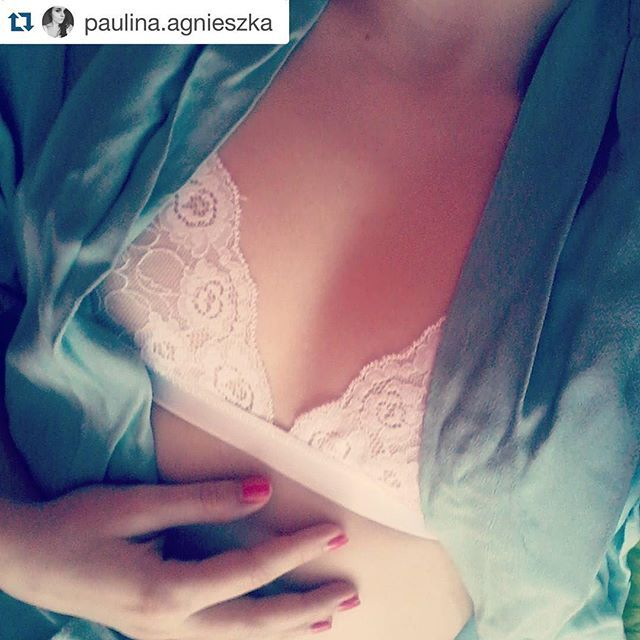 Customers pic  repost from @paulina.agnieszka :) #monique #bra #ledintotemptation #photooftheday #pictureoftheday #itstheweekend #lingerie #bielizna #bralette #braletka #beautiful #polishgirl #polishwoman #paulina
