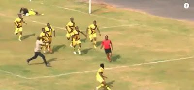 Opening Game of Nigeria Premier League marred by Poor Officiating ends in Chaos As Fans React (Way Forward)  Opening Game of Nigeria Premier League marred by Poor Officiating ends in Chaos As Fans React (Way Forward)  The opening match of the 2016/2017 NPFL (Nigeria Professional Football League) season between Kano Pillars and FC Ifeanyi Ubah was abandoned in the 60th minute owing to poor officiating from the center referee Mrs Folusho Ajayi. What a way to start a season filled with…
