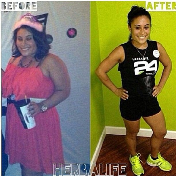 Herbalife results! Contact me to get started on YOUR plan! Pintoherbalife@yahoo.com call/text: 561-289-9552